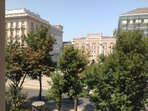 Blick aus dem Palais Foto-2