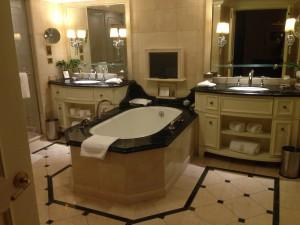 Badezimmer Peking
