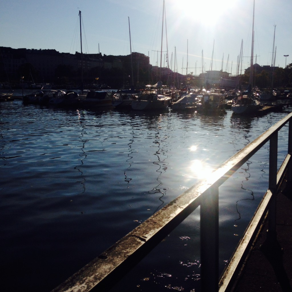 Helsinki am Meer