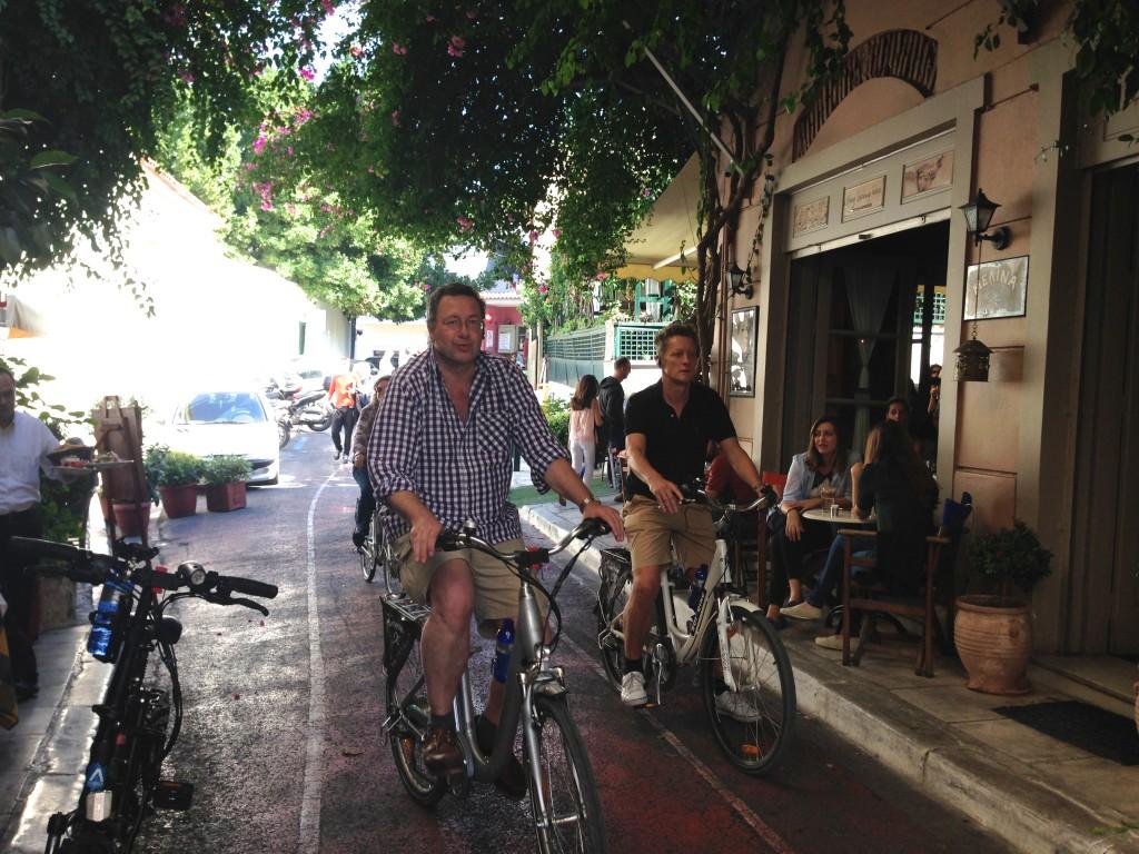 Niko & Jens : Athens