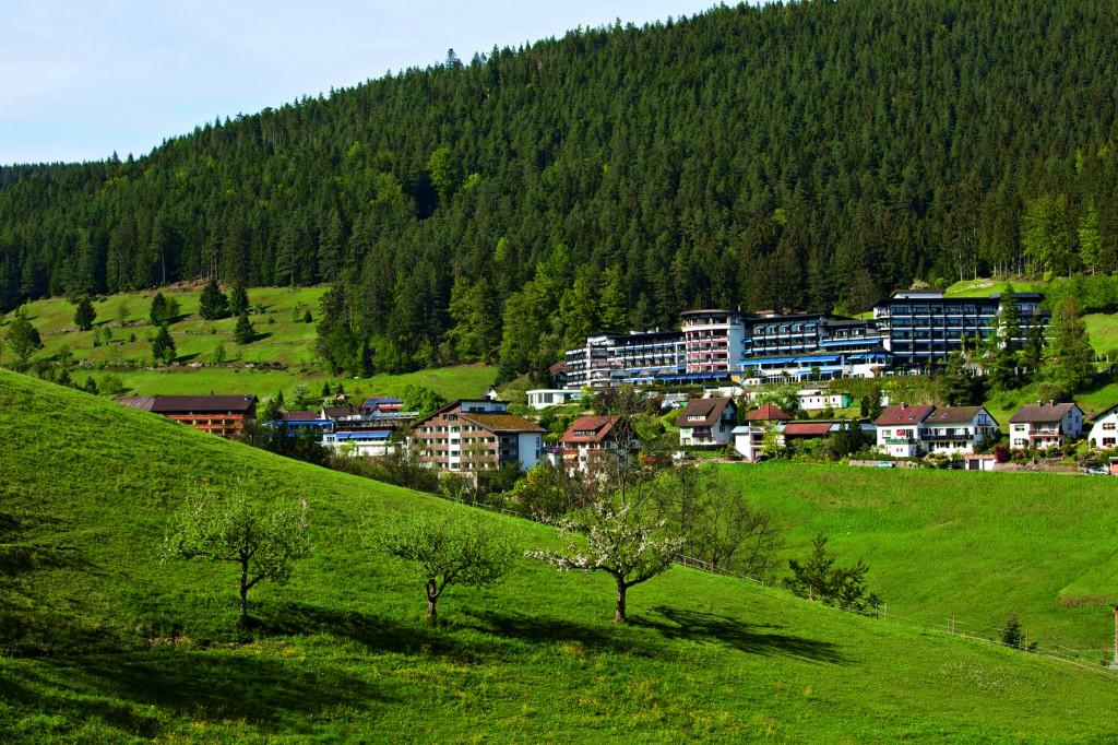 Hotel Traube Tonbach - eingebettet in die Natur