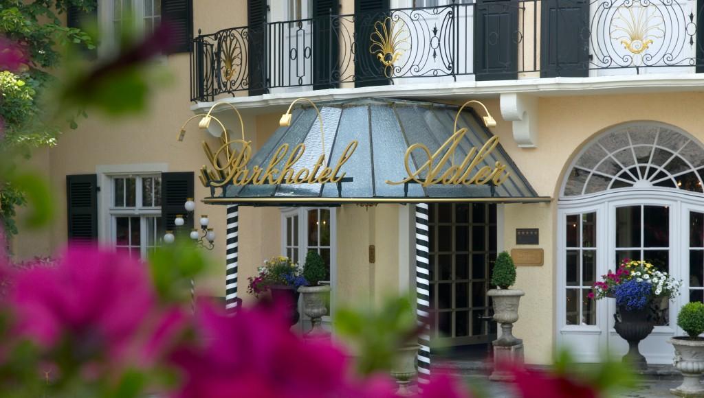 Parkhotel Adler_Haupteingang