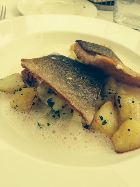 Villa am See : Fisch