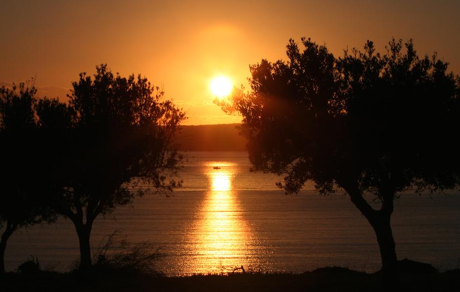 Navarino Bay Sunset