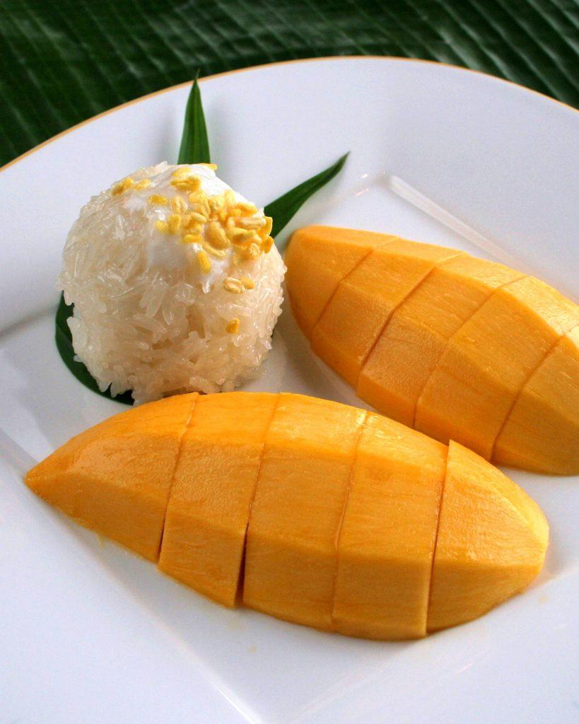 Sticky Rice -Mango